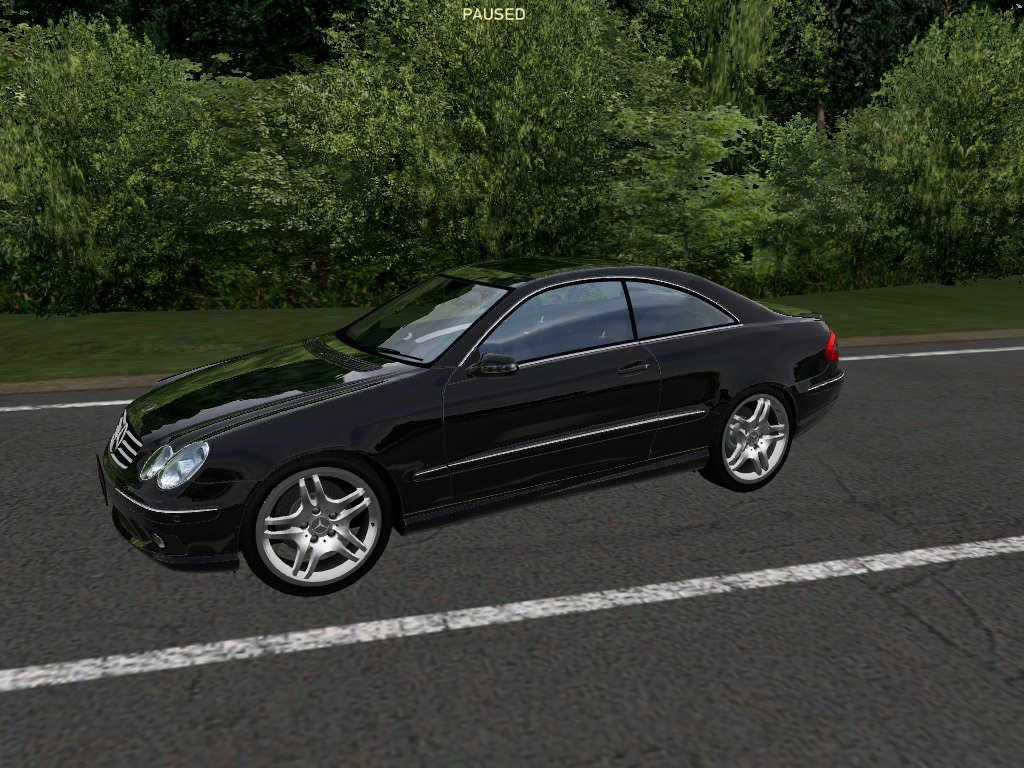mercedes benz w209 clk 55 amg coupe tracciontrasera. Black Bedroom Furniture Sets. Home Design Ideas