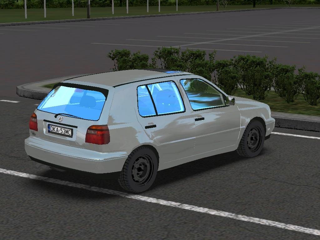 volkswagen golf iii 1 9 tdi hatchback 5d tracciontrasera. Black Bedroom Furniture Sets. Home Design Ideas
