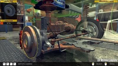 Simulador mecanico