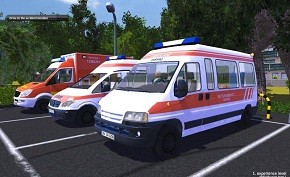Emergency Ambulance Simulator ingame