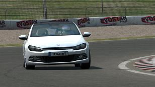 VW Scirocco en Live for Speed